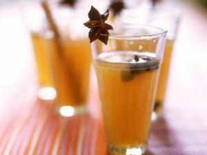 Apfelpunsch Rezept
