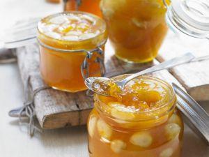 Aprikosen-Mandel-Konfitüre Rezept