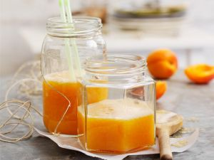 Aprikosen-Möhrensaft Rezept