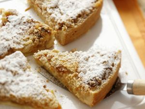 Aprikosen-Streusel-Kuchen Rezept