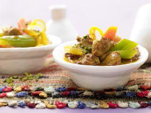 Arabischer Hähnchentopf Rezept