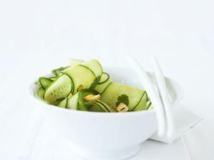 Asia-Gurkensalat Rezept