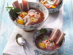 Asiatische Tomatensuppe Rezept