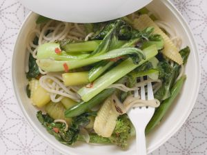Stangen-Brokkoli Rezepte