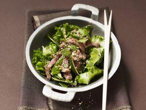 Asiatischer Rindfleischsalat Rezept