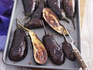 Auberginen aus dem Ofen Rezept