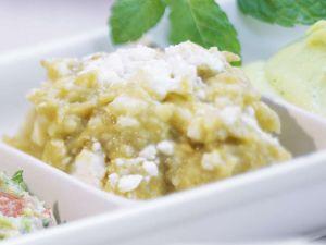 Auberginen-Käse-Creme Rezept