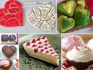 Kreative Do-it-yourself Valentinstagsideen