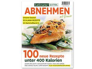 Das neue EAT SMARTER-Abnehmen-Magazin ab jetzt im Handel!