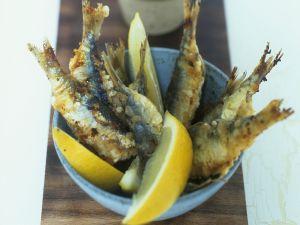Ausgebackene Sardinen Rezept