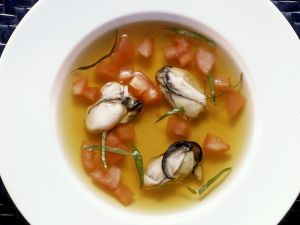 Austernsuppe Rezept