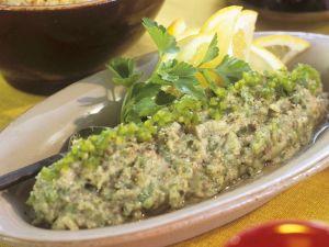 Baba Ganoush (Auberginen-Püree) Rezept