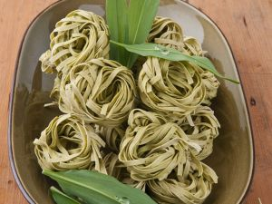 Bärlauch-Pasta-Nester Rezept
