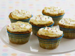Bananen-Cupcakes Rezept