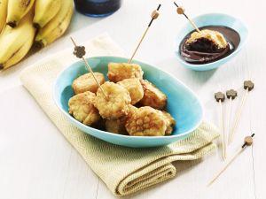 Bananen-Donuts Rezept