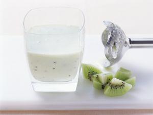 Bananen-Kiwi-Shake Rezept