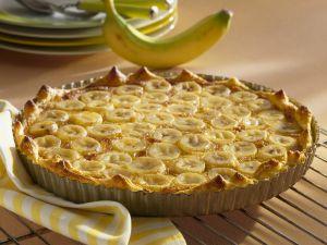 Bananen-Tarte Rezept