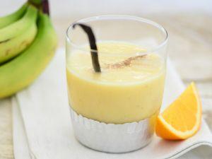 Bananendrink mit Ananas Rezept