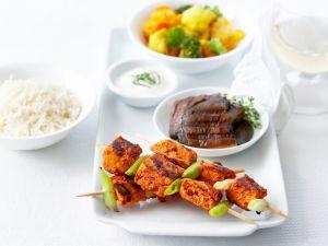 Barbeque (vegetarisch) Rezept