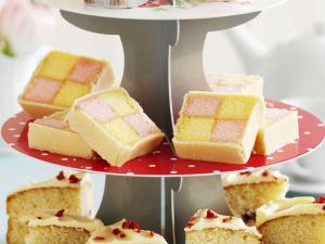 Battenberg Cake Rezept