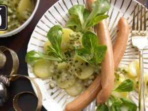 Bayerischer Kartoffelsalat für den Thermomix® Rezept