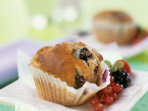 Beeren-Muffins Rezept