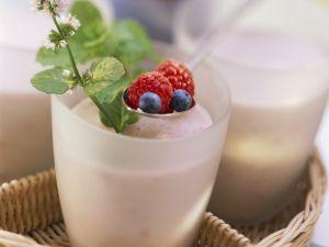 Beerenmilchshake Rezept