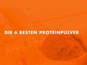 Die 6 besten Proteinpulver
