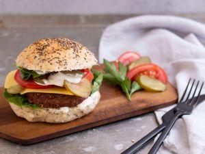 Beyond Meat Burger im Test