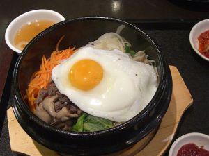 Bibimbap – Bowl auf Koreanisch