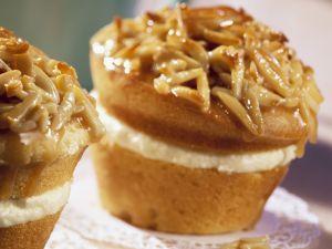 Bienenstich-Muffins Rezept