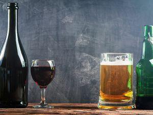 Bier und Wein: Nährwerte, bitte meldet euch!
