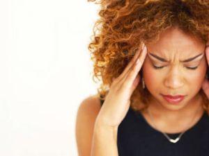 5 Arten von Kopfschmerz