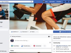 Werden Sie Froböses Facebook-Fan