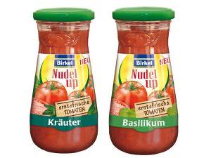Erntefrisch: Die Tomatensaucen von Birkel