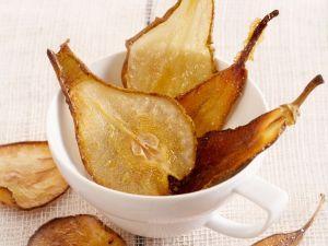 Birnen-Chips Rezept