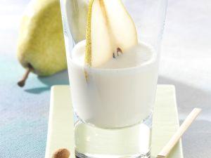 Birnen-Milch-Shake Rezept