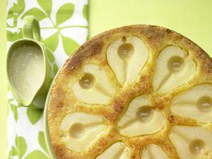 Birnen-Rührkuchen Rezept