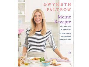 Schauspielerin Gwyneth Paltrow steht gern am Herd