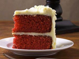 Red Velvet Cake – der amerikanische Klassiker