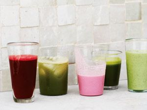 Gwyneth Paltrows Smoothie-Rezepte