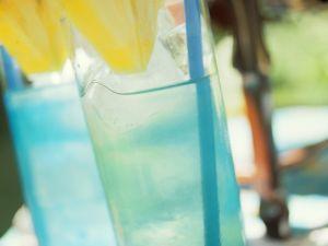 Blue Curacao-Cocktail Rezept