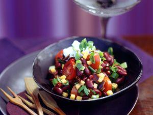 Bohnen-Chili-Salat Rezept