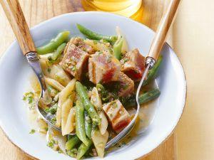 Bohnen-Thunfischsalat Rezept
