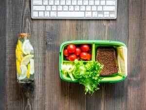 Brainfood: Fit im Büro
