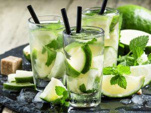 Brasilianische Drinks für den olympischen Durst