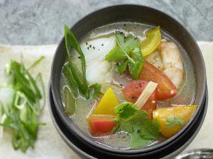 Brasilianischer Fischtopf Rezept