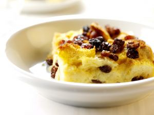 Bread-and-Butter-Pudding Rezept