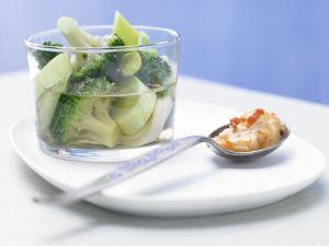 Brokkoli-Lauch-Gemüse Rezept