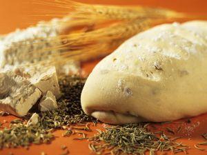 Brot mit Rosmarin und Fenchel Rezept
